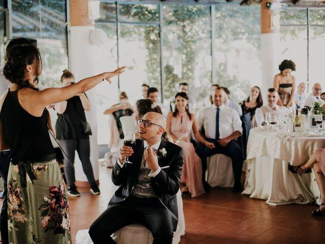 Il matrimonio di Walter e Marta a Bosisio Parini, Lecco 119