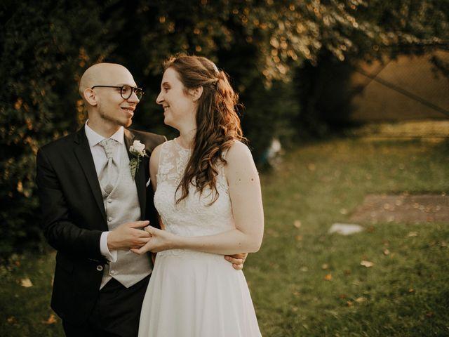 Il matrimonio di Walter e Marta a Bosisio Parini, Lecco 138