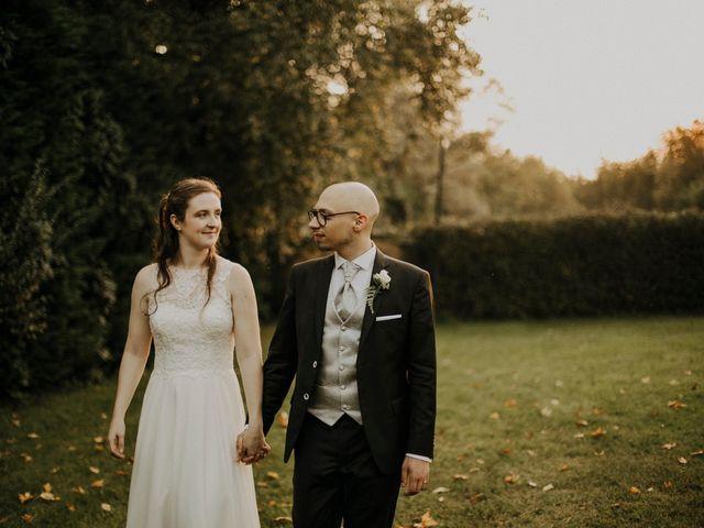 Il matrimonio di Walter e Marta a Bosisio Parini, Lecco 143