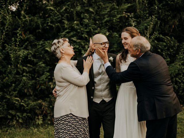 Il matrimonio di Walter e Marta a Bosisio Parini, Lecco 144