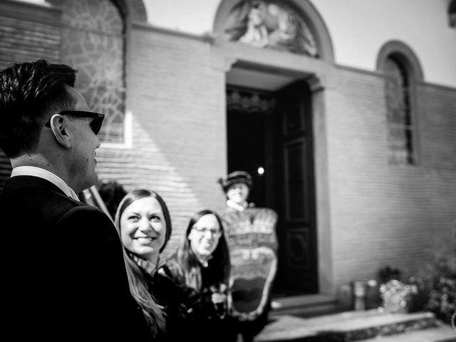 Il matrimonio di Filippo e Gloria a San Miniato, Pisa 39