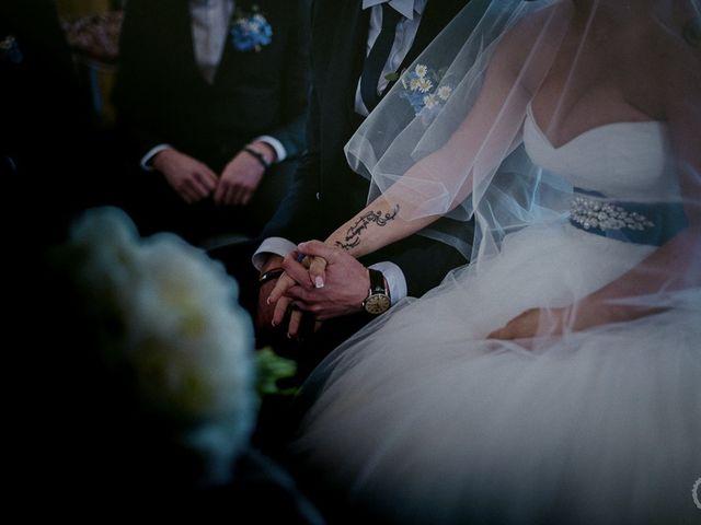 Il matrimonio di Filippo e Gloria a San Miniato, Pisa 45