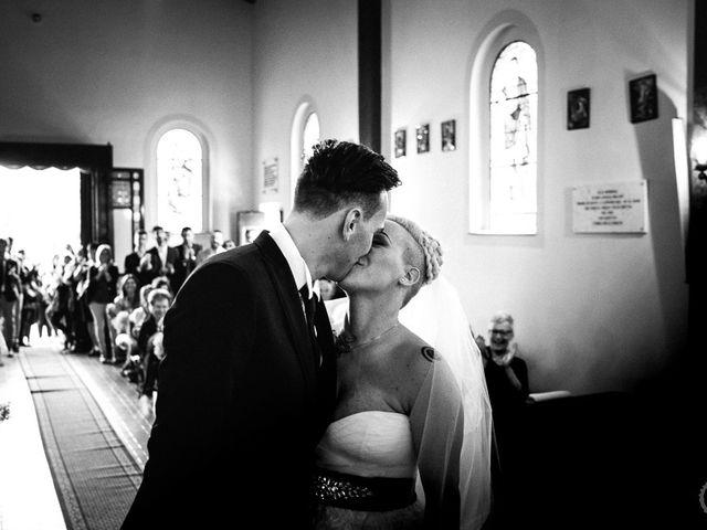 Il matrimonio di Filippo e Gloria a San Miniato, Pisa 48