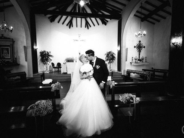 Il matrimonio di Filippo e Gloria a San Miniato, Pisa 50