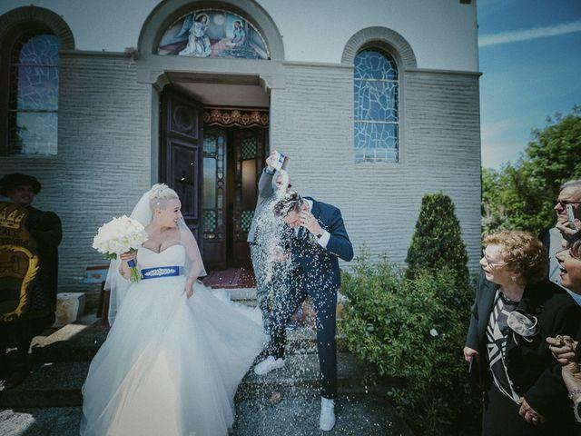 Il matrimonio di Filippo e Gloria a San Miniato, Pisa 51