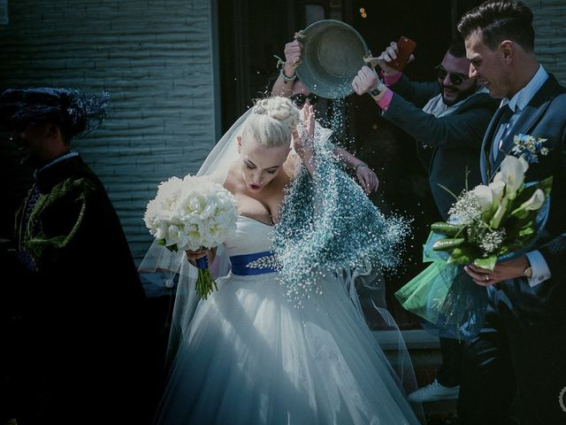 Il matrimonio di Filippo e Gloria a San Miniato, Pisa 52