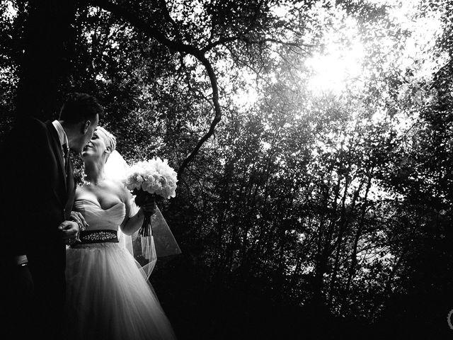 Il matrimonio di Filippo e Gloria a San Miniato, Pisa 57