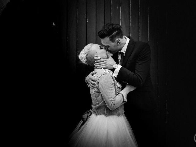 Il matrimonio di Filippo e Gloria a San Miniato, Pisa 75