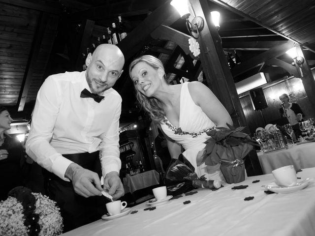 le nozze di Simona e Lino