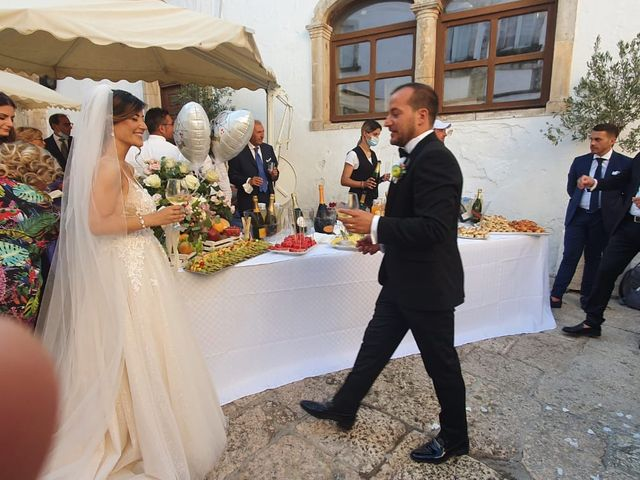 Il matrimonio di Daniele e Daniele e Caterina a Ostuni, Brindisi 2