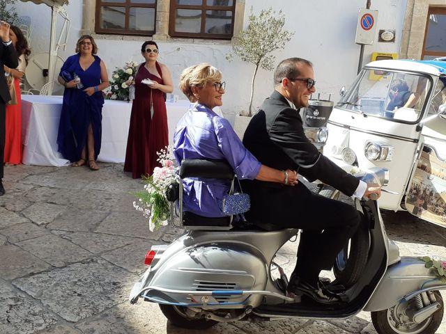 Il matrimonio di Daniele e Daniele e Caterina a Ostuni, Brindisi 9