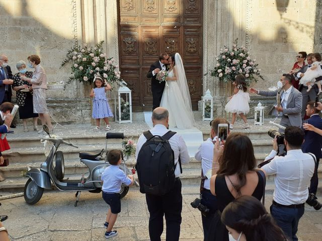 Il matrimonio di Daniele e Daniele e Caterina a Ostuni, Brindisi 10