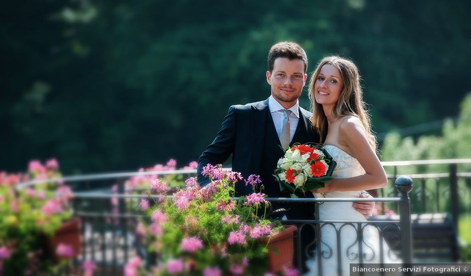 Il matrimonio di Fabrizio e Silvia a Calcinate, Bergamo