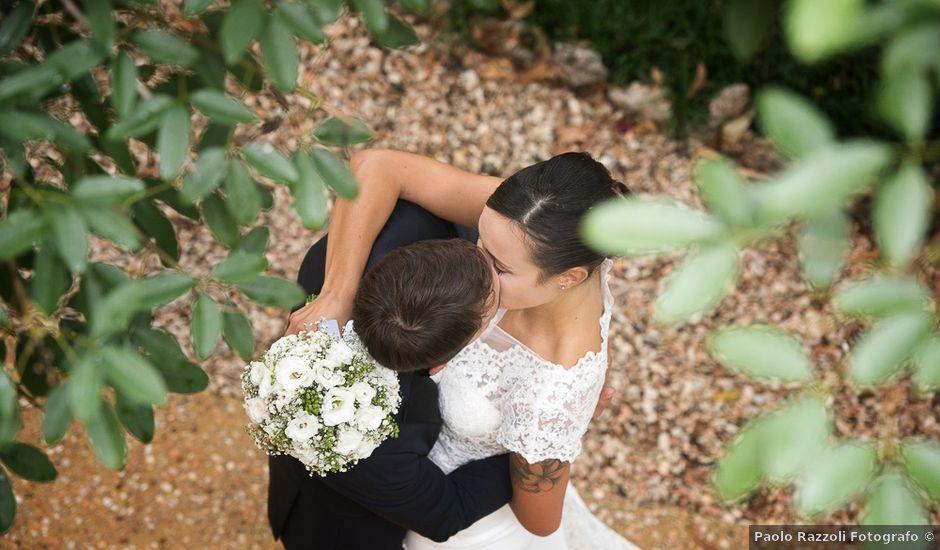 Il matrimonio di Filippo e Giulia a Viareggio, Lucca