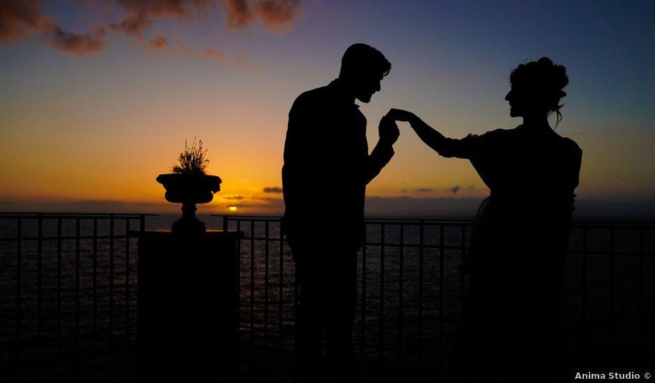 Il matrimonio di Ernesto e Valentina a Castellammare di Stabia, Napoli