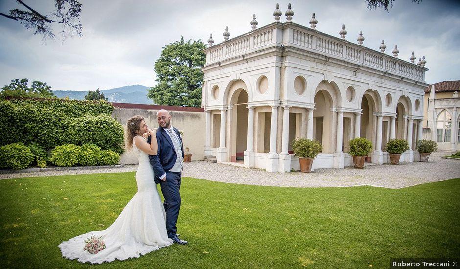 Il matrimonio di Juri e Michelle a Gazoldo degli Ippoliti, Mantova