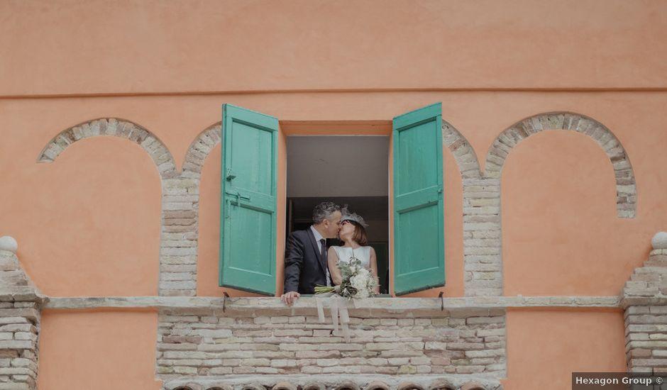 Il matrimonio di Cristina e Mario a San Severino Marche, Macerata