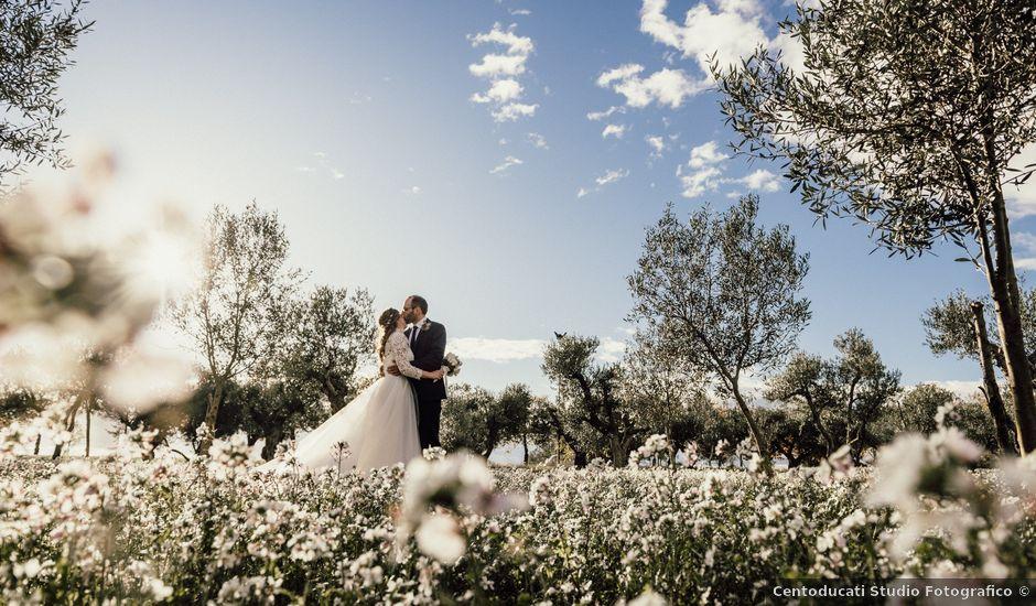 Il matrimonio di Giovanni e Luigia a Altamura, Bari