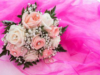 Le nozze di Deborah e Jason 1