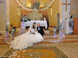 le nozze di Arianna e Maicol 1