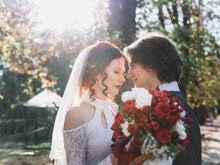 Le nozze di Inna e Fabio