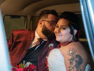 Le nozze di Alessandro e Sara