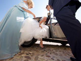Le nozze di Nicolas e Silvia 1