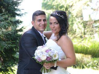 Le nozze di Tiziana e Fabio