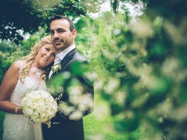 le nozze di Jenny e Angelo