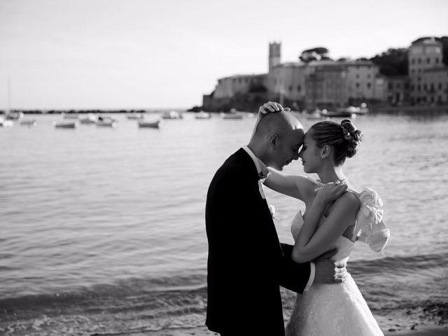 Le nozze di Giovanna e Danilo