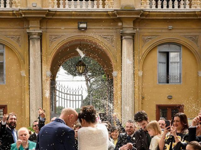 Il matrimonio di Marco e Barbara a Roma, Roma 3