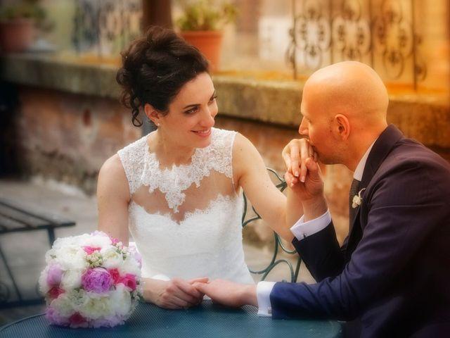 Il matrimonio di Marco e Barbara a Roma, Roma 1