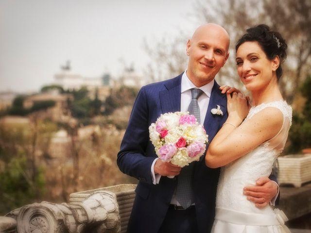 Il matrimonio di Marco e Barbara a Roma, Roma 2