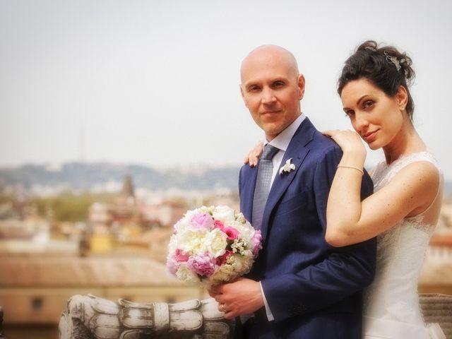 Il matrimonio di Marco e Barbara a Roma, Roma 5
