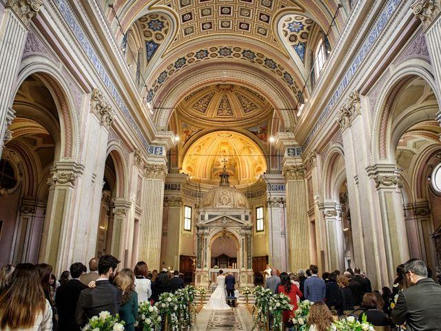 Il matrimonio di Marco e Barbara a Roma, Roma 25