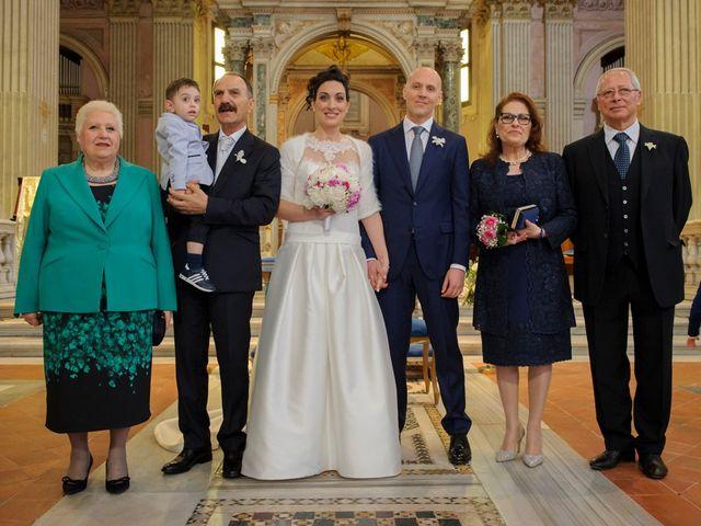 Il matrimonio di Marco e Barbara a Roma, Roma 32