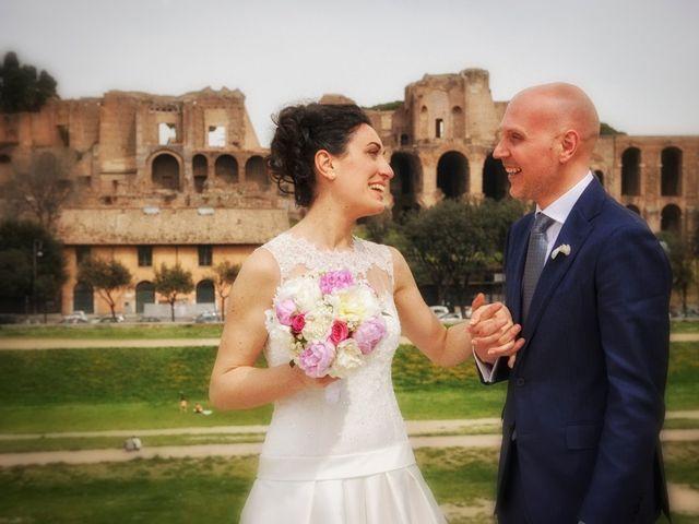 Il matrimonio di Marco e Barbara a Roma, Roma 38