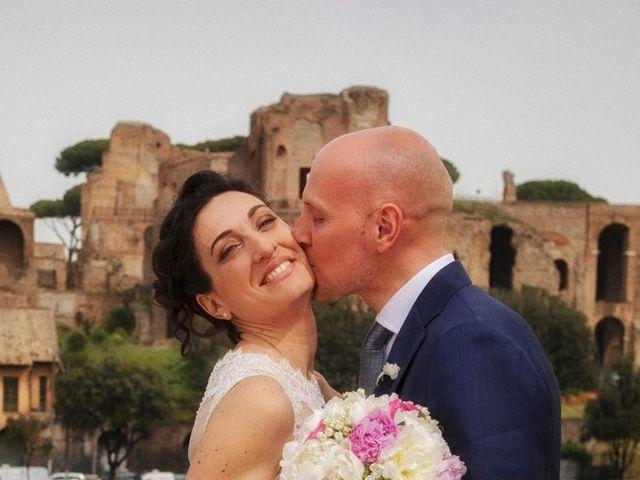 Il matrimonio di Marco e Barbara a Roma, Roma 39