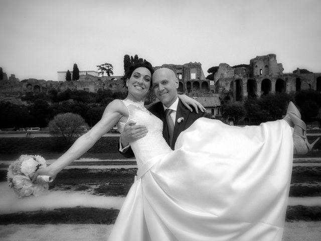Il matrimonio di Marco e Barbara a Roma, Roma 40