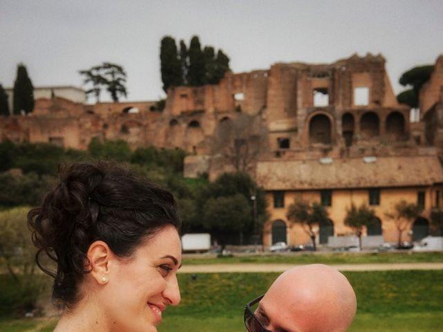 Il matrimonio di Marco e Barbara a Roma, Roma 41