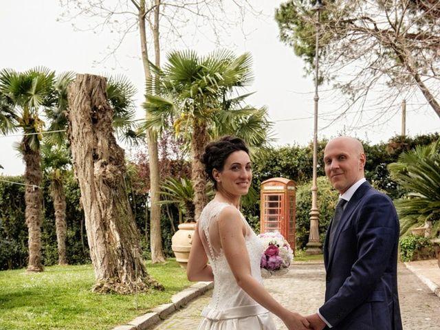 Il matrimonio di Marco e Barbara a Roma, Roma 43