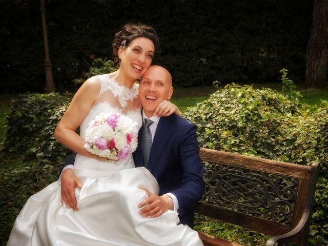 Il matrimonio di Marco e Barbara a Roma, Roma 44