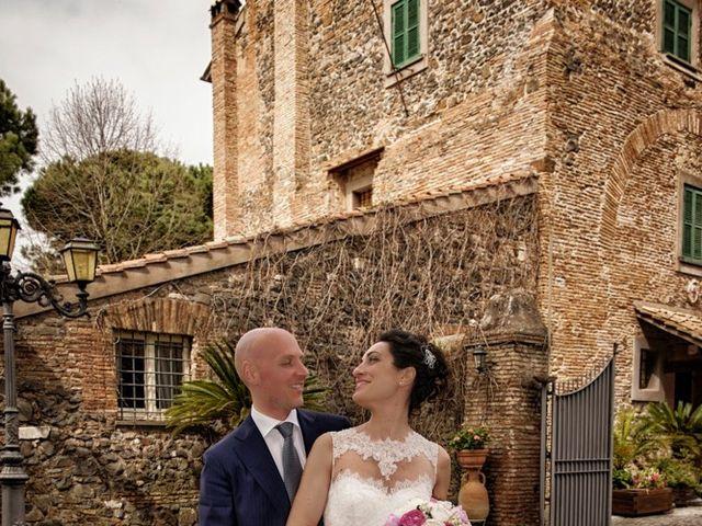 Il matrimonio di Marco e Barbara a Roma, Roma 45