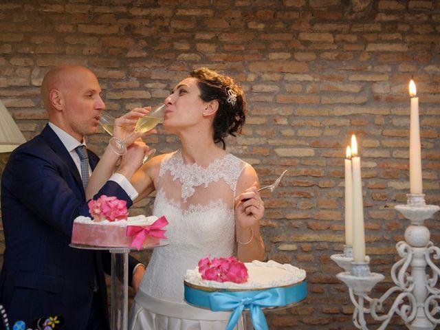 Il matrimonio di Marco e Barbara a Roma, Roma 51