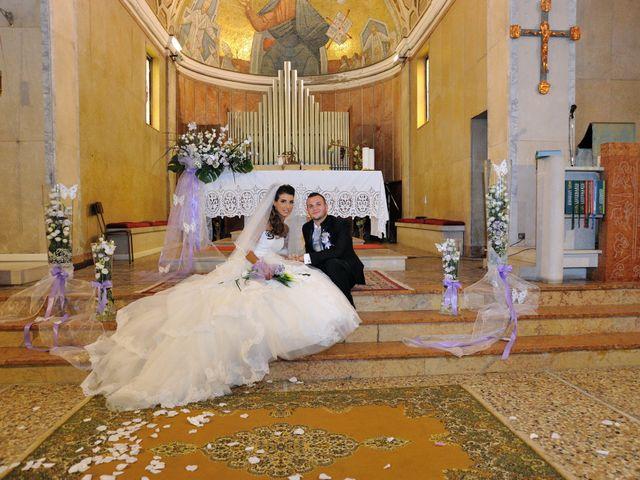 Il matrimonio di Maicol e Arianna a Lagosanto, Ferrara 1