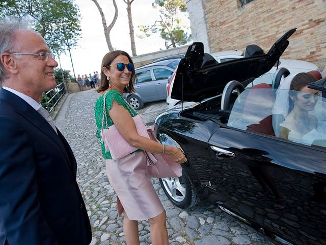 Il matrimonio di Edoardo e Maria Giulia a Fermo, Fermo 11