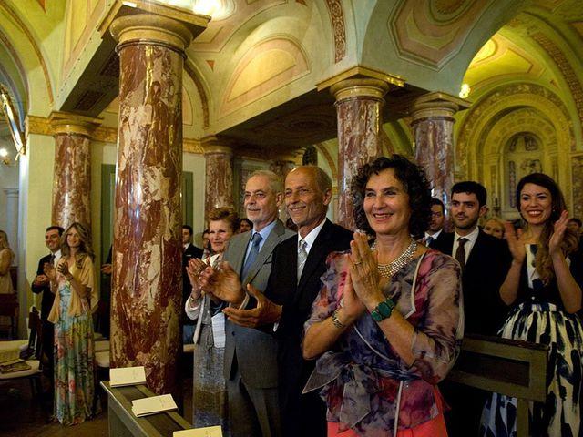 Il matrimonio di Edoardo e Maria Giulia a Fermo, Fermo 17