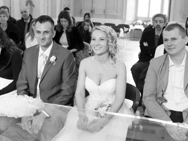 Il matrimonio di Luca e Mar'Yana a Russi, Ravenna 5