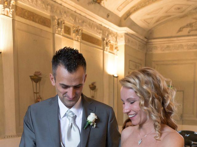 Il matrimonio di Luca e Mar'Yana a Russi, Ravenna 6