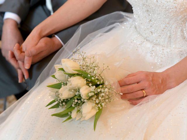 Il matrimonio di Luca e Mar'Yana a Russi, Ravenna 7